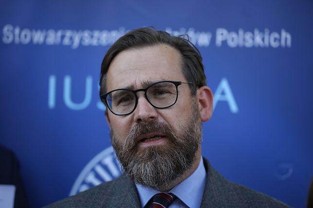 Sędzia Bartłomiej Przymusiński