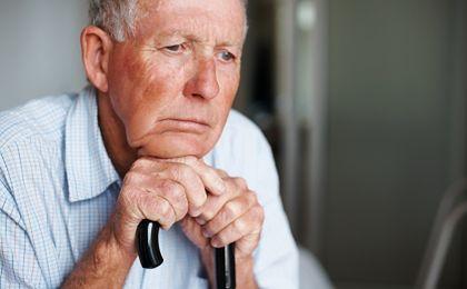 Rząd zabrał podwyżki starszym ludziom