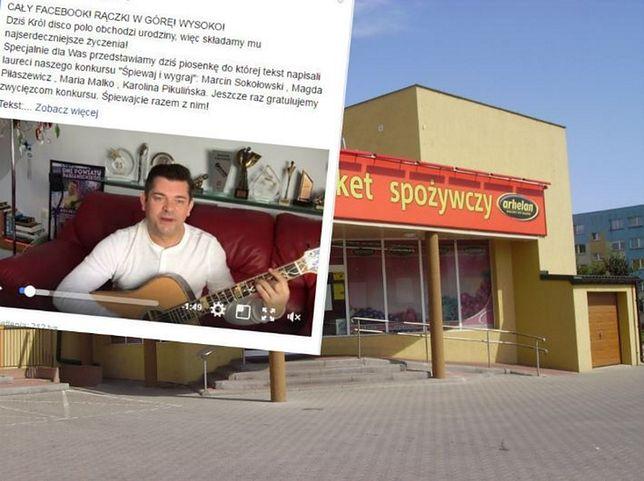 Zenon Martyniuk przerobił swój wielki hit. Dla sieci handlowej