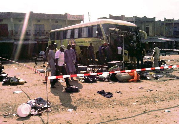 To kolejny zamach w Kano; jeden z poprzednich miał miejsce na dworcu autobusowym