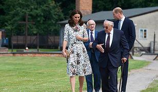 Księżna Kate i książę William w Sztutowie
