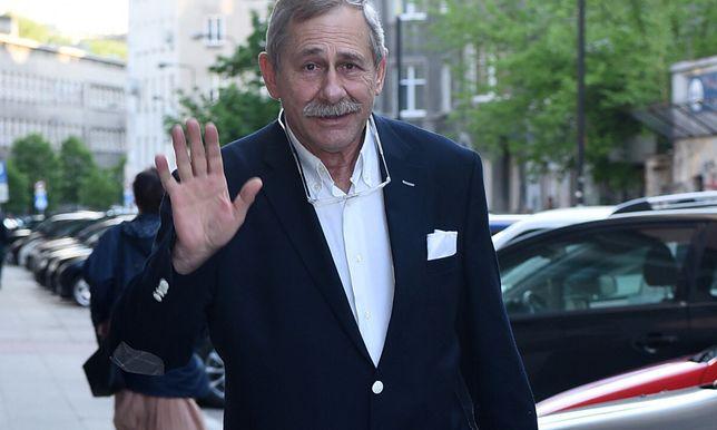 Andrzej Strzelecki zachorował na nowotwór