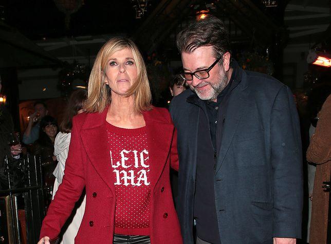 Kate Garraway z mężem