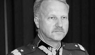 Gen. Sławomir Petelicki na zdjęciu archiwalnym z 2000 r.