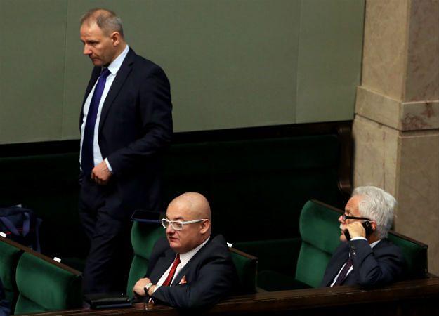 Jacek Protasiewicz, Michał Kamiński i Stanisław Huskowski