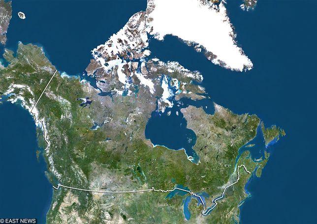 Kanada została nawiedzona przez trzęsienie ziemi. Trzy bardzo silne wstrząsy wystąpiły w okolicach wyspy Vancouver na zachodnim wybrzeżu.