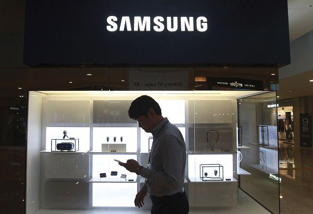 Korea Południowa: kłopoty wiceprezesa Samsunga. Prokuratura żąda 12 lat więzienia
