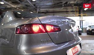 Używana Alfa Romeo 159. Nie tak straszna, jak mówią