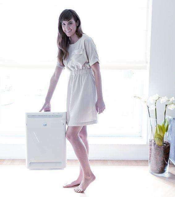 Oczyszczacze powietrza - wybawienie dla alergików?