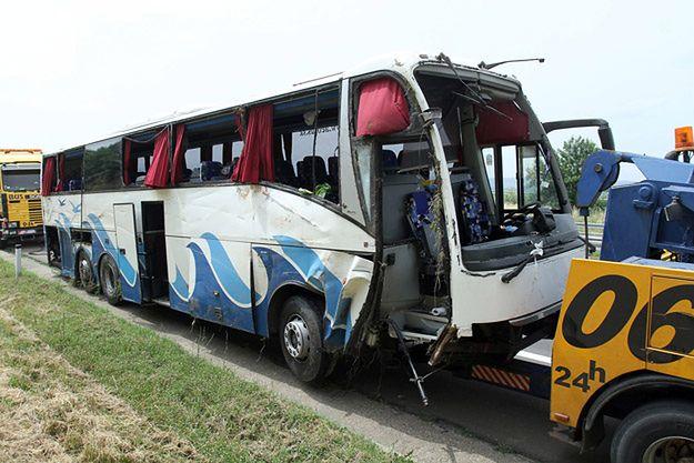 Serbia: katastrofa słowackiego autokaru