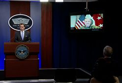 Eksplozje w Kabulu. Pentagon wprost: Będziemy kontynuować naszą misję
