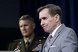 Odwet USA za zamach w Kabulu. Nowe informacje z Pentagonu