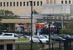 Strzelanina w USA koło Pentagonu. Media: Nie żyje policjant