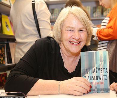 Heather Morris na Międzynarodowych Targach Książki w Krakowie, 2018