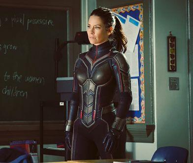 """Pierwsze zdjęcie Evangeline Lilly jako Wasp. Będzie sukces na miarę """"Wonder Woman""""?"""