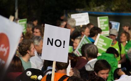 Strajk Polaków w Wielkiej Brytanii. Chcą pokazać, ile są warci dla gospodarki