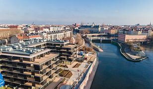 Wrocław. Powstaje Bulwar nad Odrą. Można już spacerować po pierwszym odcinku