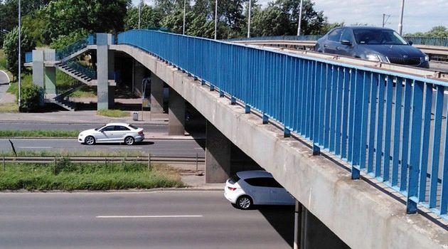Wrocław. Koniec remontu wiaduktu na ul. Kowalskiej. W weekend powróci tam ruch