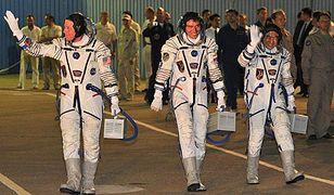 Kapsuła Sojuz dotarła na Międzynarodową Stację Kosmiczną
