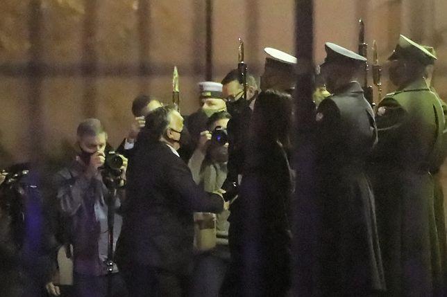 Budżet UE. Wiktor Orban przyleciał do Warszawy. Relacja po spotkaniu