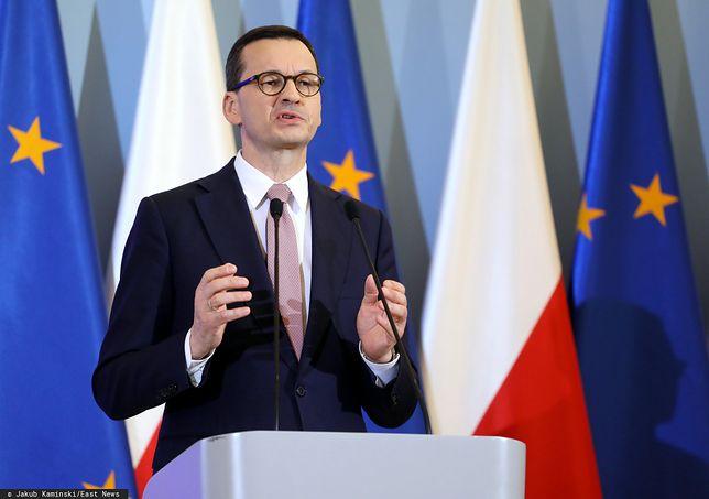 Koronawirus w Polsce. Premier Mateusz Morawiecki wprowadza kolejne decyzje