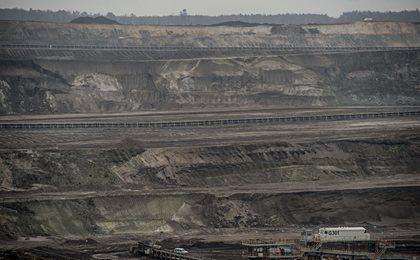 Największa dziura w Europie, czyli odkrywka węgla brunatnego w Bełchatowie