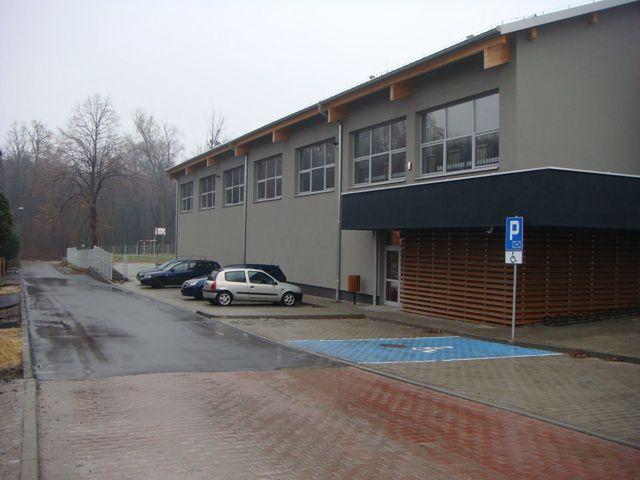 Sala gimnastyczna przy SP nr 31 w Bielsku-Białej już niedługa zacznie służyć uczniom.
