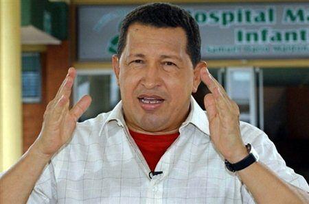 Interpol potwierdza: Chavez wspierał kolumbijską partyzantkę