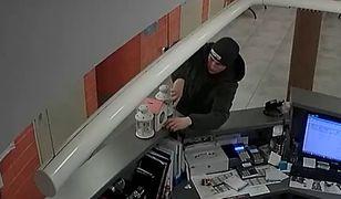 Ukradł skarbonkę z pieniędzmi na schronisko. Policja publikuje zdjęcia i prosi o informacje