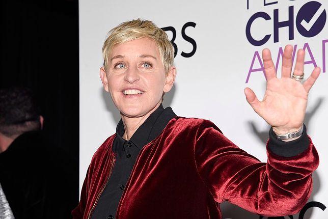 Ellen DeGeneres trafiła do szpitala. Co się stało?