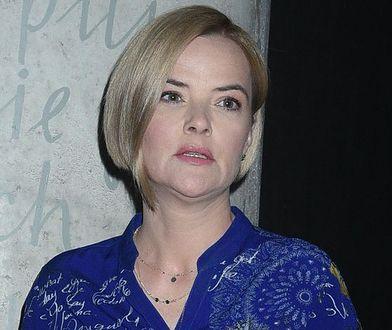 Monika Zamachowska rozstała się z TVP.