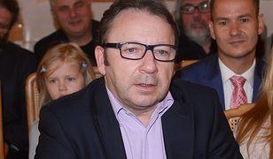 Zbigniew Zamachowski walczy o sympatię pasierbów