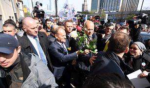 Gowin: Tusk rozpoczął kampanię prezydencką