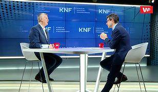 Afera w KNF. Tomasz Siemoniak: PiS jest na równi pochyłej, przegra wybory