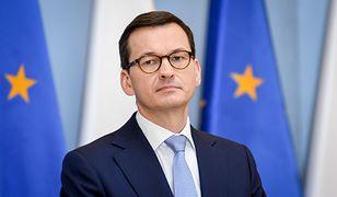 Mateusz Morawiecki będzie bronił swojego rządu w debacie nad wnioskiem o wotum nieufności