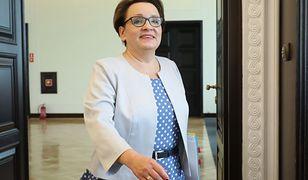 Anna Zalewska pozostaje ministerm edukacji