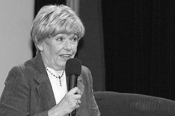 Joanna Chmielewska nie żyje