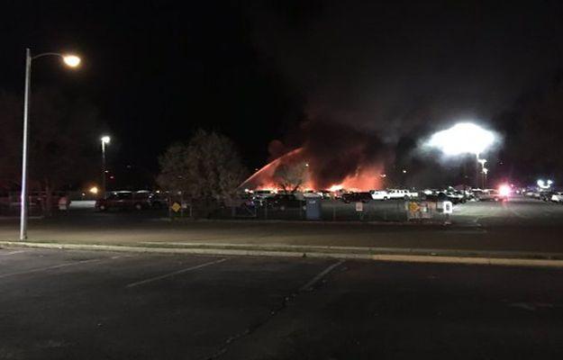 USA: wypadek lotniczy w Nevadzie, 4 osoby nie żyją