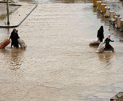 Polsce grozi katastrofalna susza. Azji - niszczycielskie powodzie