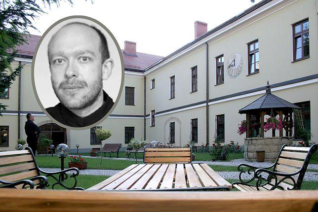 Nowy Sącz, ojciec Piotr Matejski popełnił samobójstwo