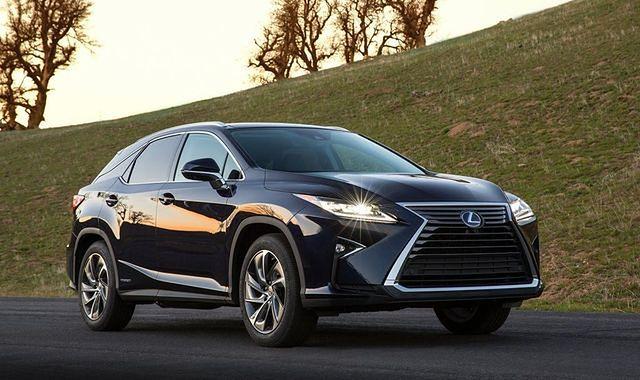 Lexus RX doczekał się kolejnej generacji
