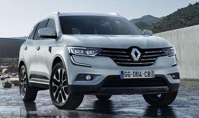 Nowy Renault Koleos. Większy od poprzednika