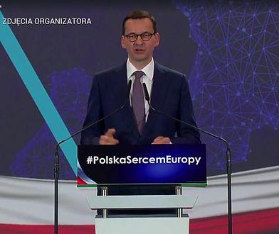 Mateusz Morawiecki o restytucji mienia żydowskiego: nie ma na to naszej zgody