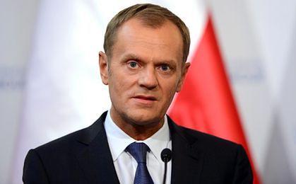 Tusk: solidarność kluczowa dla niezależności energetycznej UE
