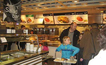 Ikea wycofuje z oferty osiem produktów spożywczych w trosce o bezpieczeństwo klientów