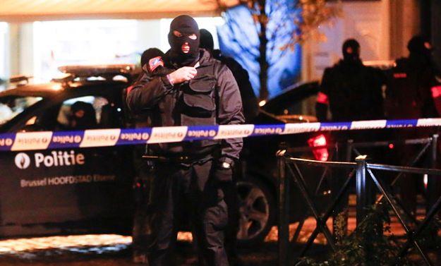 Operacje antyterrorystyczne w Belgii - 16 osób zatrzymanych
