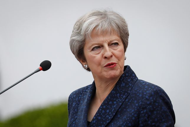 Theresa May ws. Brexitu