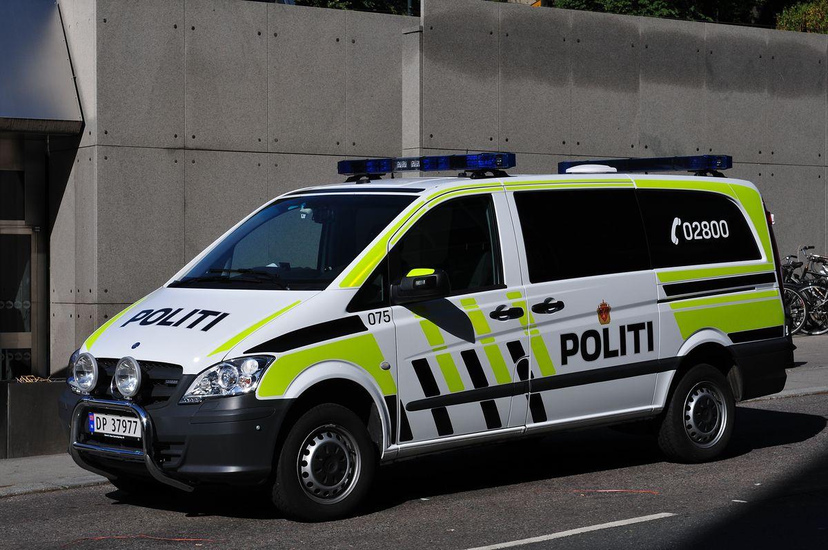 Norwegia. 40-letni Polak zatrzymany. Smarował kałem budynki w mieście