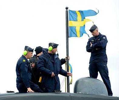 Szwedzi wobec działań Rosji na Bałtyku