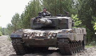 Leopard 2 – najlepszy czołg Wojska Polskiego